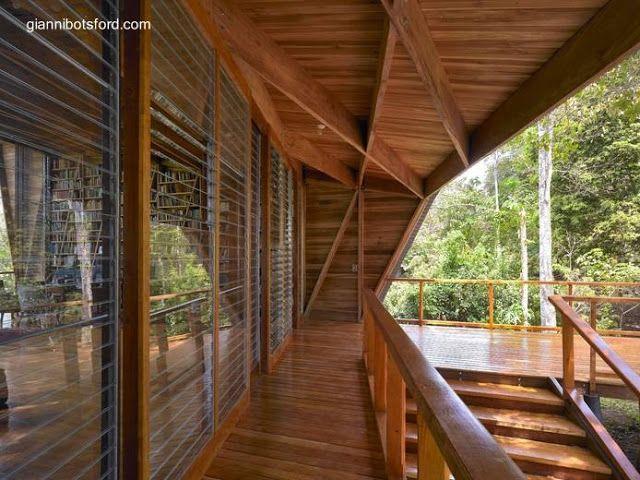 Arquitectura Tropical moderna