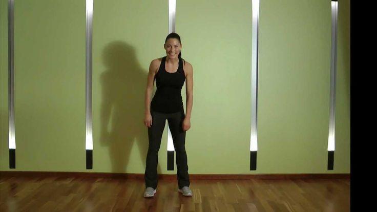 Johanna Fellner - Po und Beintraining