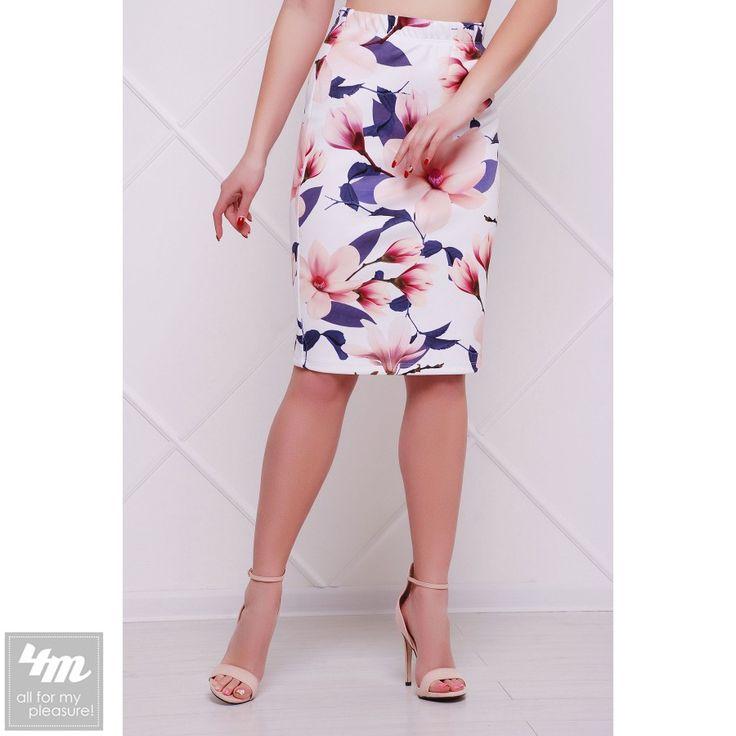 Юбка Glem «Мод. №14» (Принт Магнолии Оригами) http://lnk.al/4mLh  Состав: дайвинг (100% полиэстер) Растяжимость: средняя (40-100%)  #лукдня #юбка #топ #новинки #стильжизни #одежда #наряд #одеждаУкраина #4m #4m.com.ua