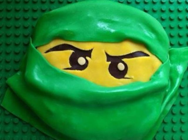 How to Make a Lego NinjaGo Birthday Cake Recipe