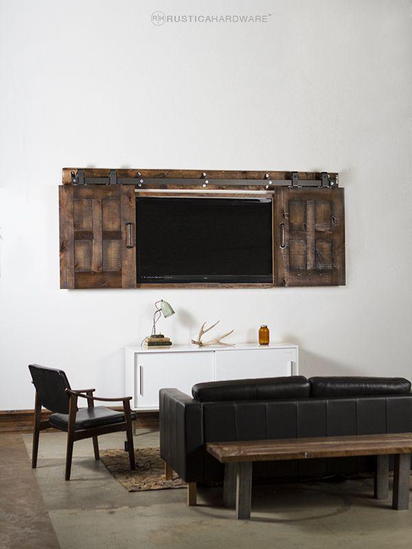 tv cabinet sliding door hardware woodworking projects plans. Black Bedroom Furniture Sets. Home Design Ideas