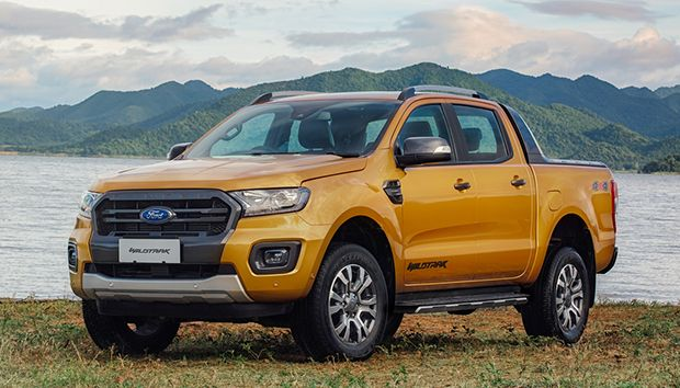 Ford Ranger Wildtrak Bi Turbo 4x4 2018 Review Bangkok Post Auto Ford Ranger Wildtrak Ford Ranger Ford Ranger Wildtrak 2018
