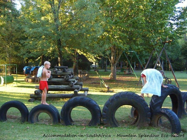 Outdoor activities for the whole family at Mountain Splendour Eco-Resort. http://www.accommodation-in-southafrica.co.za/KwaZuluNatal/CentralDrakensberg/MountainSplendour.aspx
