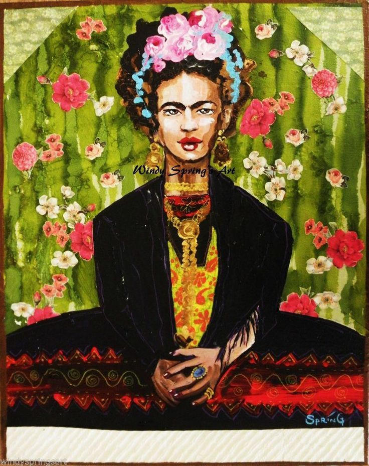 Frida Kahlo Portrait O...