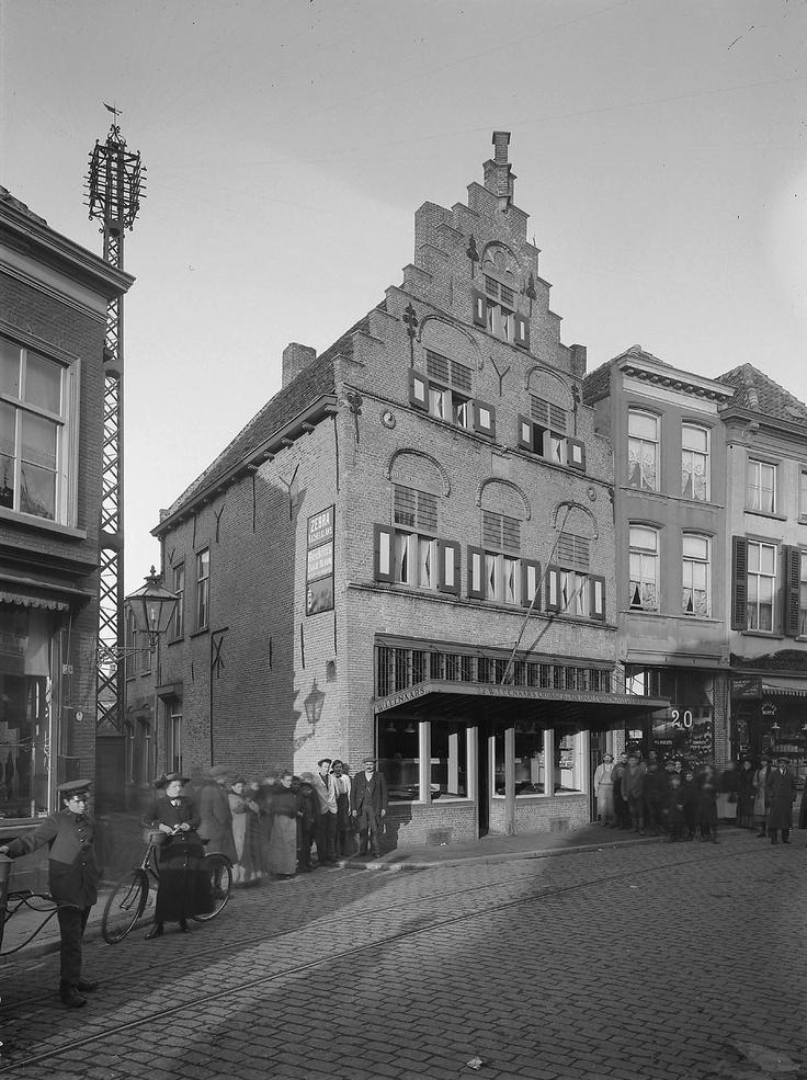 Breda. Haagdijk 22. 1913.