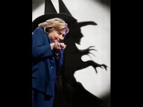 Hillary Clinton part of the witch occult