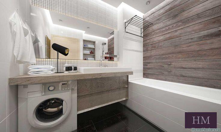 Отделка деревом ванной комнаты | Дизайн ванной комнаты | Фотогалерея ремонта и дизайна | Школа ремонта. Ремонт своими руками. Советы профессионалов