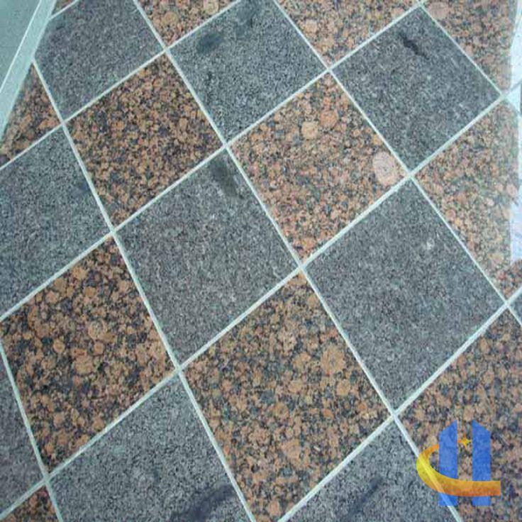 Baltic Brown Granite Tile Flooring