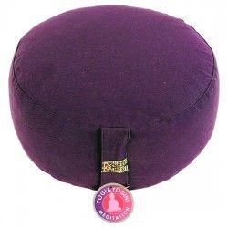 Poduszka do medytacji - Ciemny fiolet