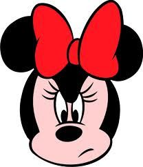 Bugs Bunny Heart Eyes | minnie mouse cartoon angry face image emoticons for facebook chat | .