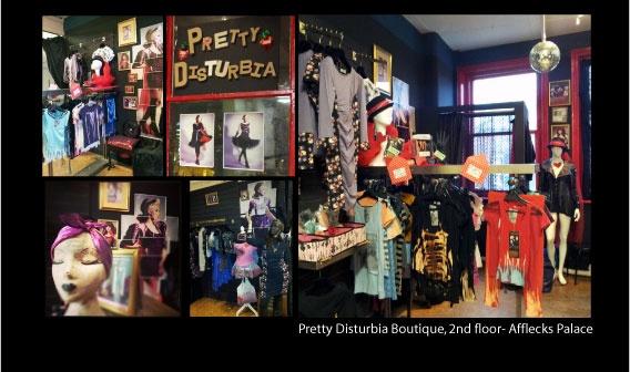 Pretty Disturbia | women's fashion | women's designer clothing