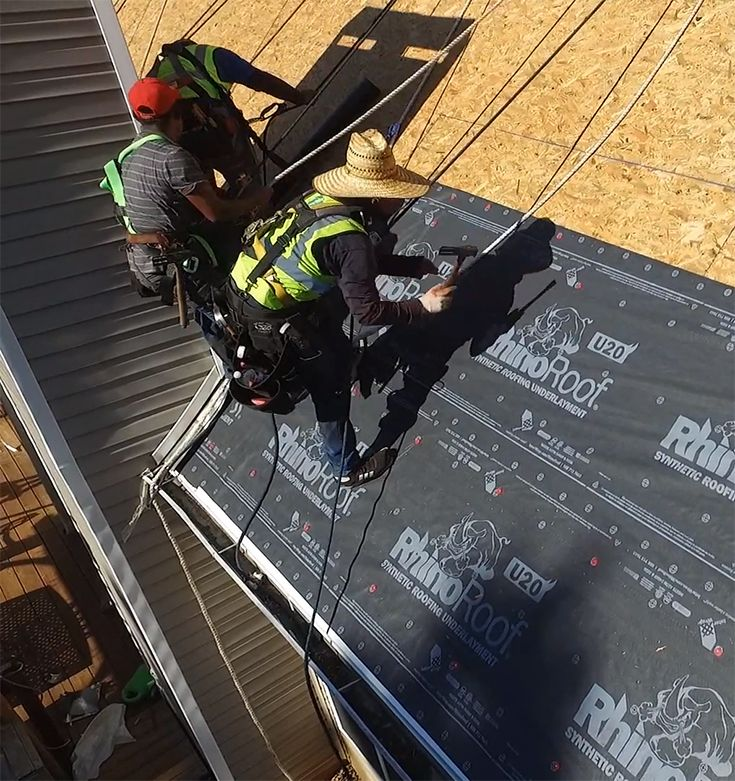 Roofing Underlayment For Metal Roof Metal Roof Roof Sheathing Roof