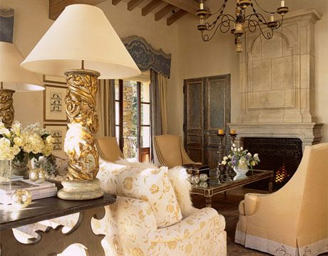 Romantic Decorating Ideas. Romantic Living RoomFrench ...