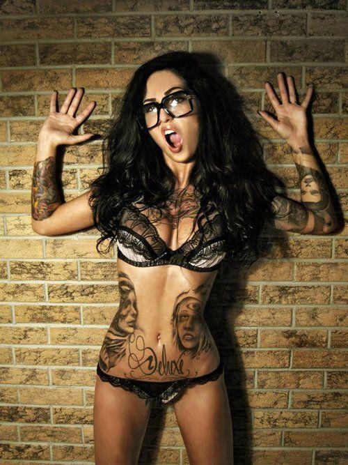 Angela's Pinky World: 65 Εντυπωσιακά Γυναικεία Τατουάζ! (Φωτογραφίες)