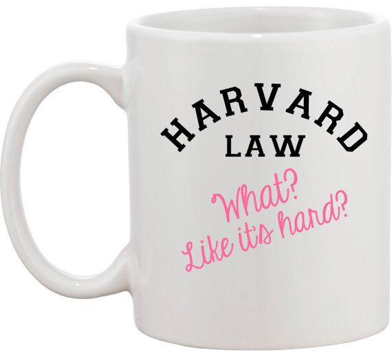 For the Legally Blonde fan | Community Post: 32 Awesome Mugs Every Movie Lover Will Appreciate