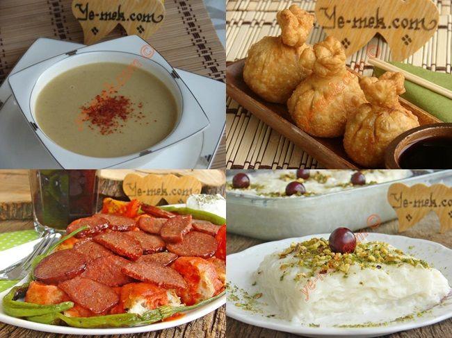 Ramazan İftar Menüleri Tarifleri 19 Resimli Tarifi - Yemek Tarifleri