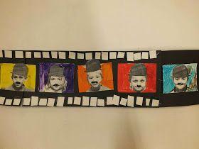 """Vendredi 29 novembre, la classe des grands est allée voir le film """"Le cirque"""" de Charlie Chaplin. Tous les enfants ont aimé le film (on a bi..."""