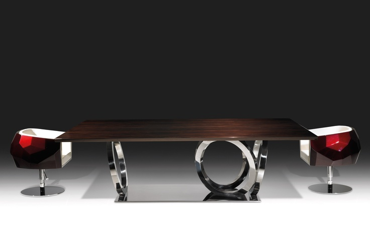 Fendi Casa Galileo table Fendi case Pinterest Furniture