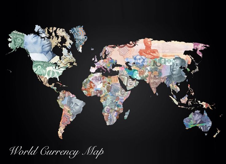 57 best aiesec images on pinterest leadership places to visit and make a world currency map from countries visited gumiabroncs Gallery