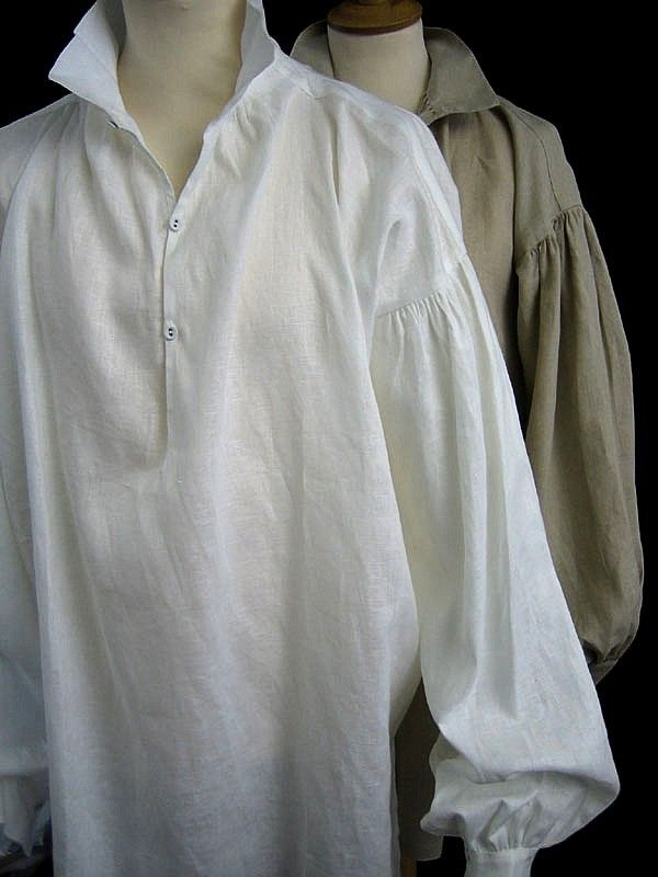 Darcy #Clothing poet shirt