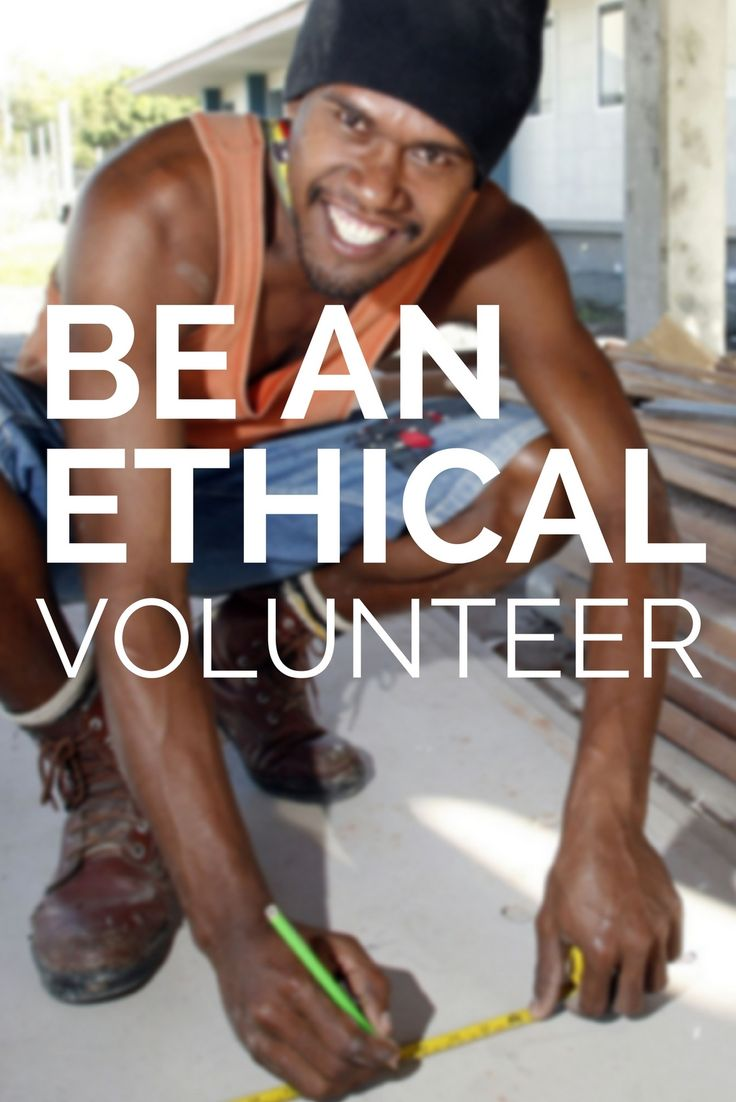 For those who do want to participate in ethical #volunteer tourism, here are the four steps to take.