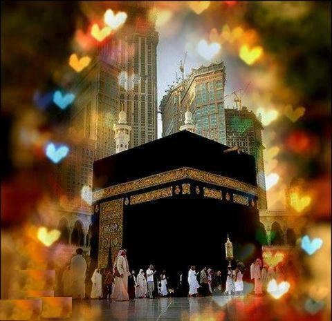 Holy mecca, when i came to there !!! hopefull