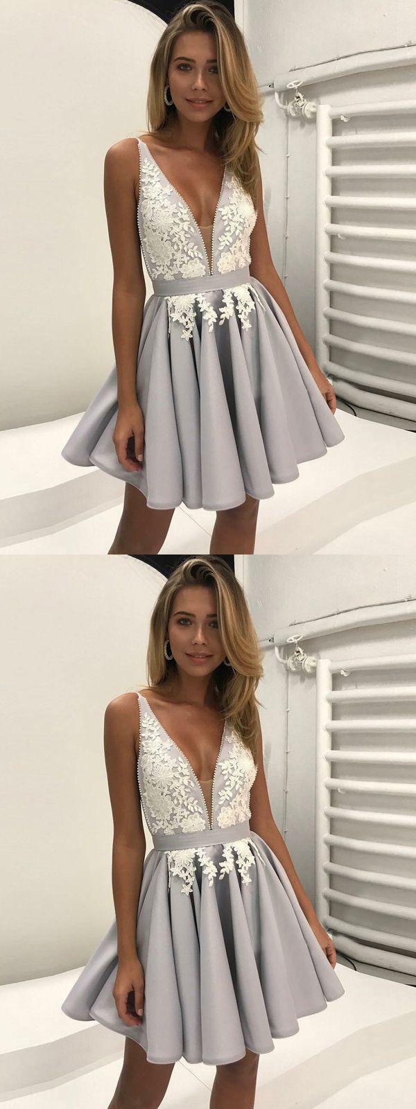 homecoming dresses,short homecoming dresses,cheap homecoming dresses,v-neck homecoming dresses,fashion homecoming dresses,