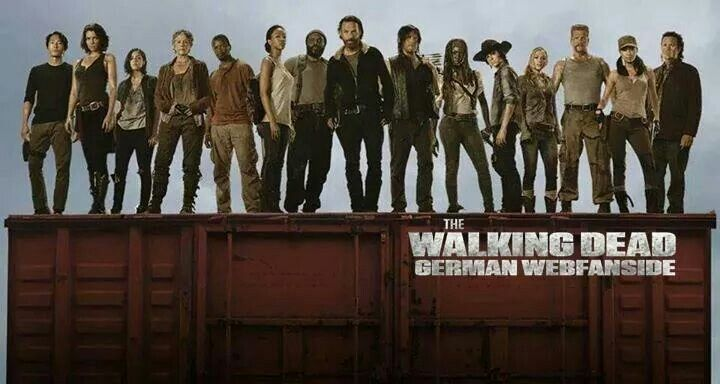 Walking dead best zombie series ever