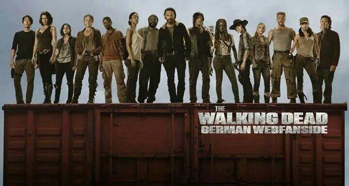 Walking dead best zombie series ever
