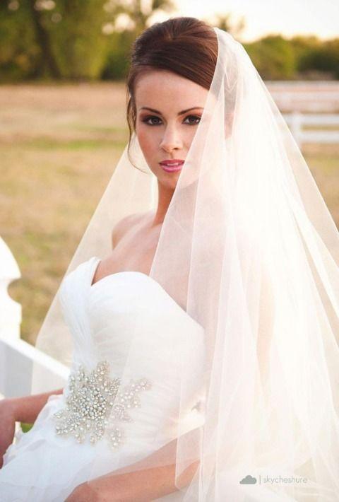 My Struggle With Veils On Itsabrideslife Weddingveils