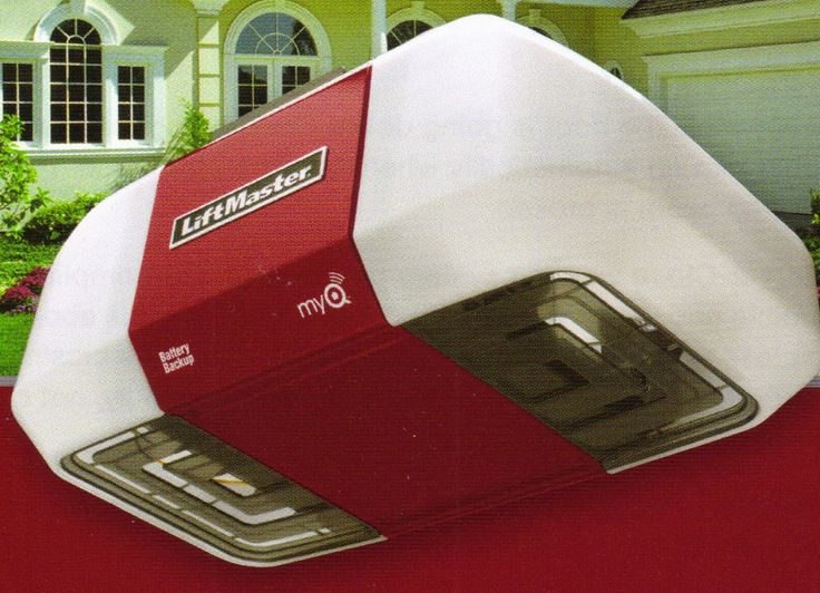 LiftMaster is known in the industry as a world-leader in garage door openers. The company has been in the industry for more than 40 years and is looked up to for its durability and reliability.