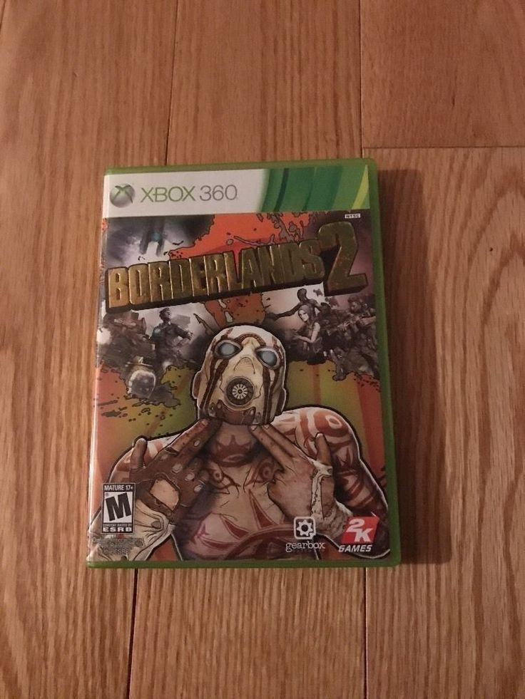 Borderlands 2 (Microsoft Xbox 360, 2012) 710425491016 | eBay