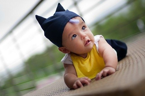 Baby Trunks : Dragon Ball Z. Somebody needs to have a baby boy!!