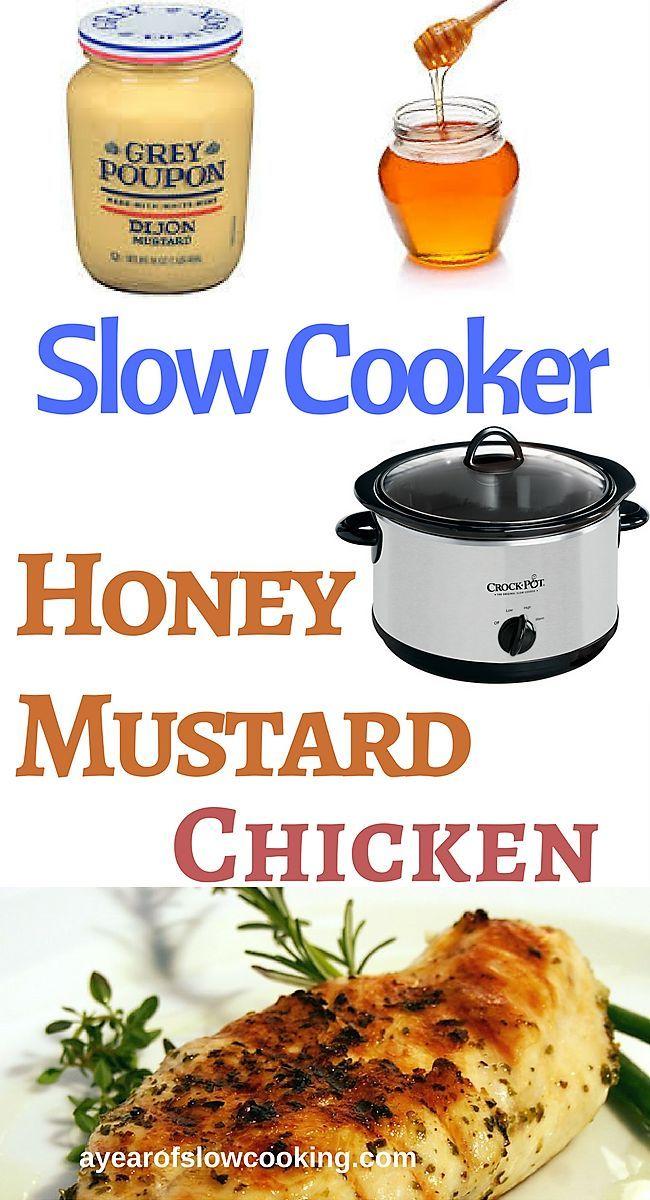 Easy honey dijon mustard chicken recipe