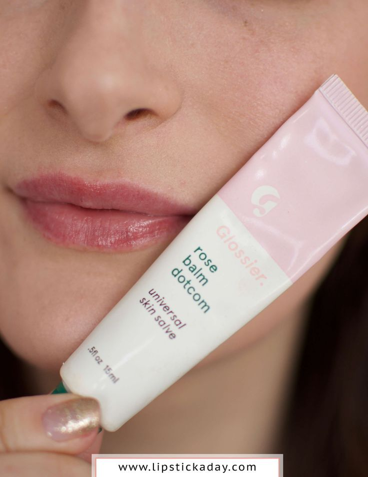 Glossier Balm Dot Com Review and Wear Test | ALL THINGS BEAUTY ...