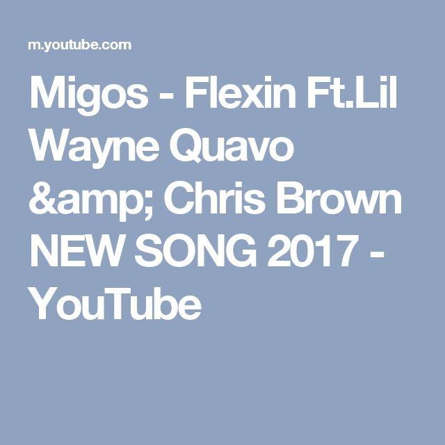 Migos - Flexin Ft.Lil Wayne Quavo & Chris Brown NEW SONG 2017 - YouTube
