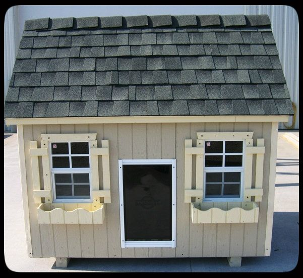226 best dog house kits images on pinterest | house kits, dog