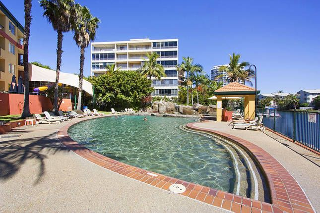 Paradise Island Resort | Surfers Paradise, QLD | Accommodation