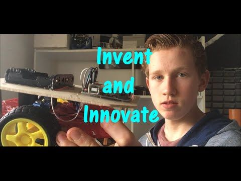 How YOU can be an inventor - Arduino Inventions - YouTube