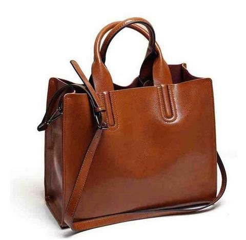 Leather Bags Handbag Tote Spanish Bolsos Mujer