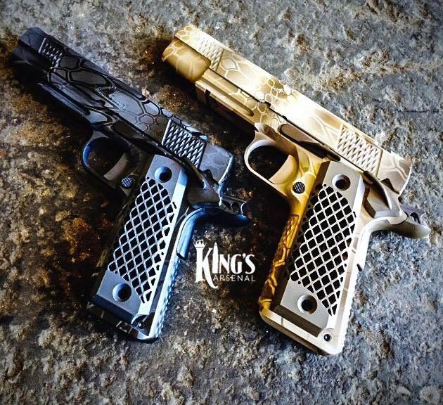 Kings Armament 1911s