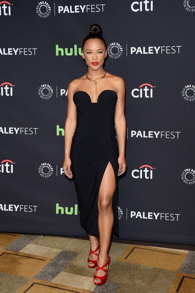 On The Scene: Paley Center's Annual PaleyFest Los Angeles with Serayah in Cushnie Et Ochs, Grace Gealey in Cristallini, TaRhonda Jay in Evolution of J ...