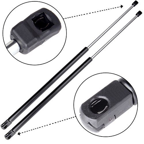 ECCPP 2pcs Front Hood Lift Supports Shocks Struts Rods for Toyota Camry 2007 2008 2009 2010 2011. For product info go to:  https://www.caraccessoriesonlinemarket.com/eccpp-2pcs-front-hood-lift-supports-shocks-struts-rods-for-toyota-camry-2007-2008-2009-2010-2011/