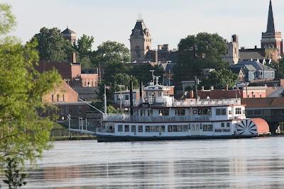 Historic Downtown Hannibal Missouri