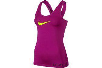 Nike Débardeur Nike Pro W - Vêtements femme running Débardeurs Nike Débardeur Nike Pro W