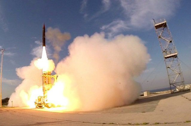 After another successful anti-ballistic missile defense system test, Israel added a layer of protection to its skies.