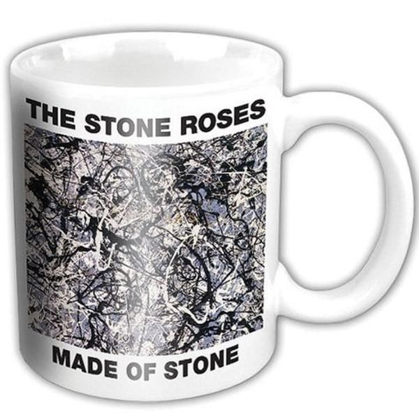 The Stone Roses Made in Stone Mug White Official Licensed Music. This item is perfect for any Stone Roses fans wanting to own official merchandise from this mon