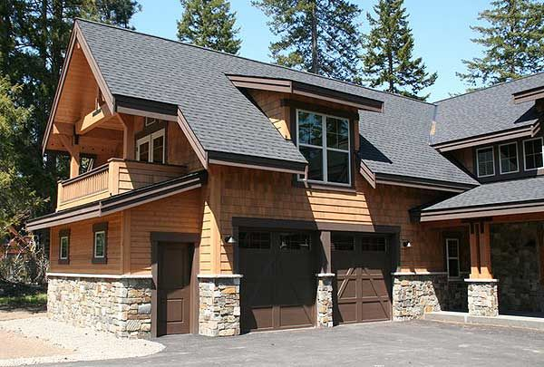 28 best images about rustic mountain lodge design on for Mountain home designs ideas