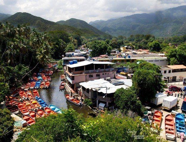 puerto colombia en venezuela