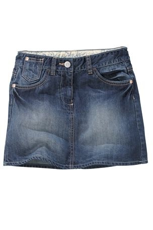 Buy Authentic Denim Mini Skirt (3-16 yrs) from the Next UK online shop